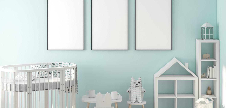 maling til børneværelse